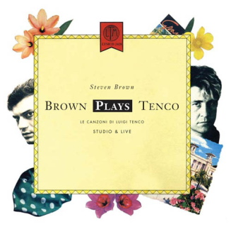 Brown Plays Tenco: Studio + Live [LTMCD 2428]