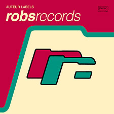 ROBS RECORDS [LTMCD 2542]