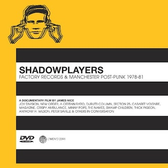 Shadowplayers documentary [LTMDVD 2391]