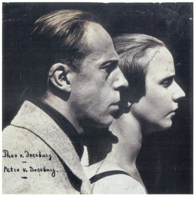 Theo and Nelly van Doesburg